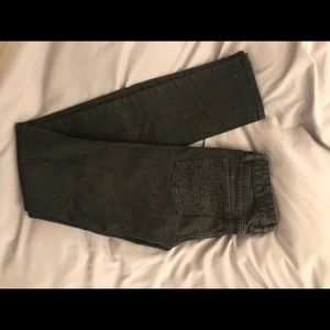 Tory Burch jeans size 25 skinny jean worn once